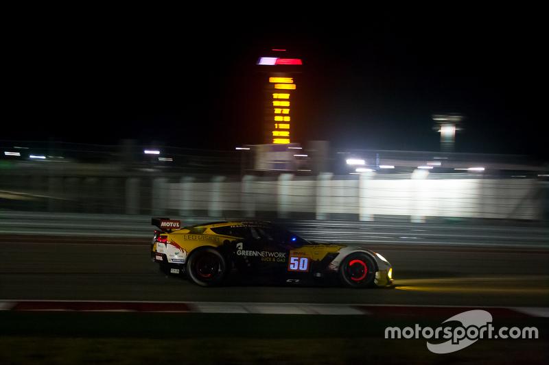 #50 Larbre Competition Corvette C7.R: Паоло Руберто, Gianluca Roda, Крістіан Поулсен