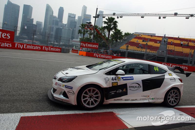 Mak Hing Tak, Opel Astra OPC, Campos Racing