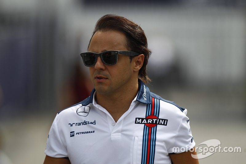 #11: Felipe Massa