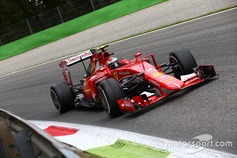 2015. Кімі Райкконен, Ferrari SF15-T