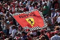 Фанаты Ferrari