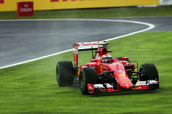Kimi Raikkonen, Ferrari SF15-T va largo