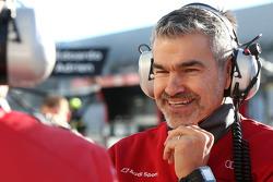 Диетер Гасс, глава DTM Audi Sport