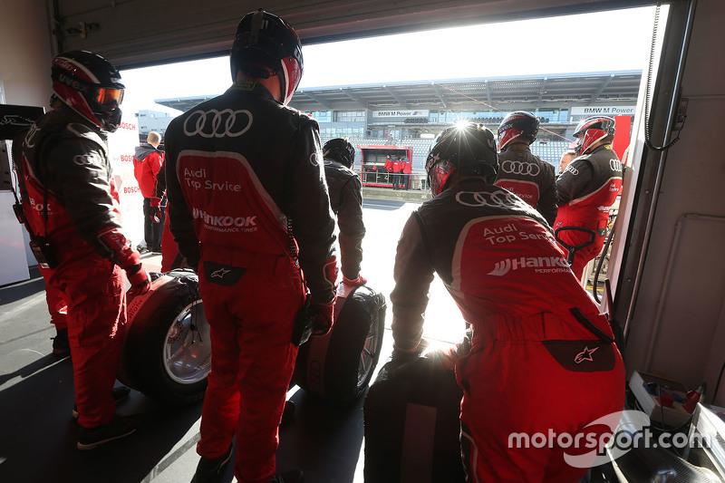 Audi Sport mechanics
