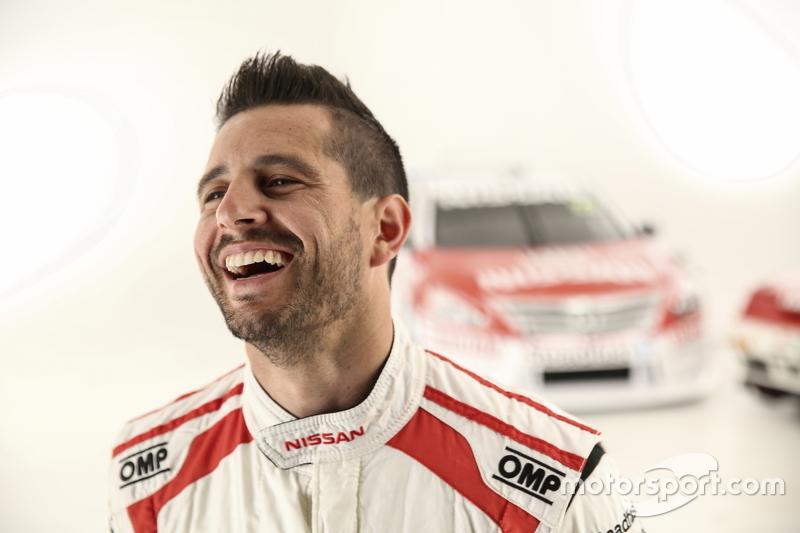 Майкл Карузо, Nissan Motorsports зі спеціальною ретро ліврею