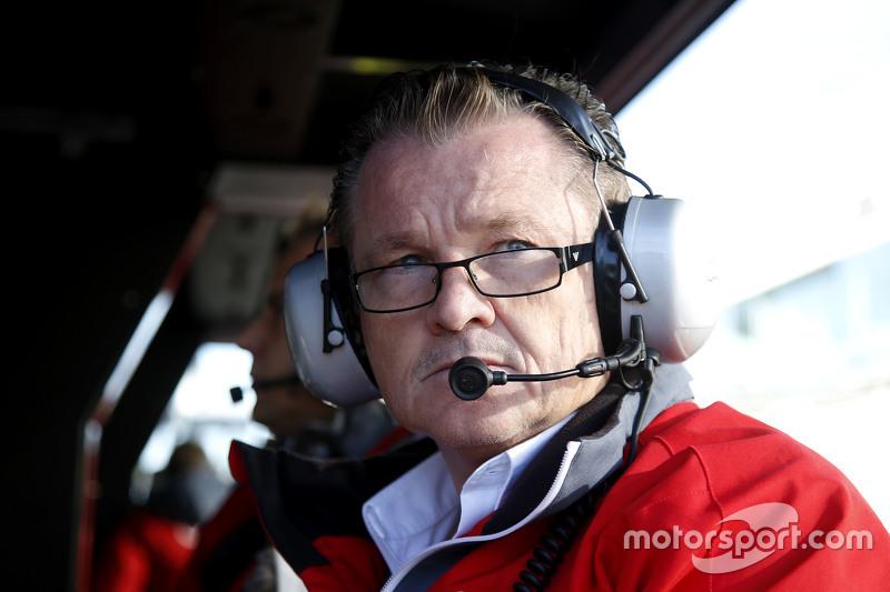 Karl Jennigs, Audi Sport Team Rosberg