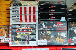 Suzuka Asphalt Rusks for sale