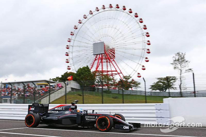"""Septiembre de 2015: el episodio del """"motor de GP2"""""""