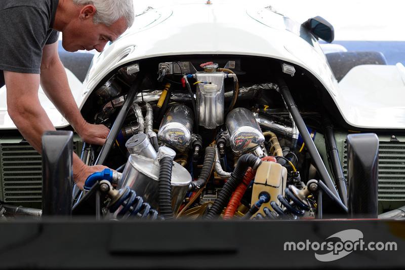 Classic Porsche механікals