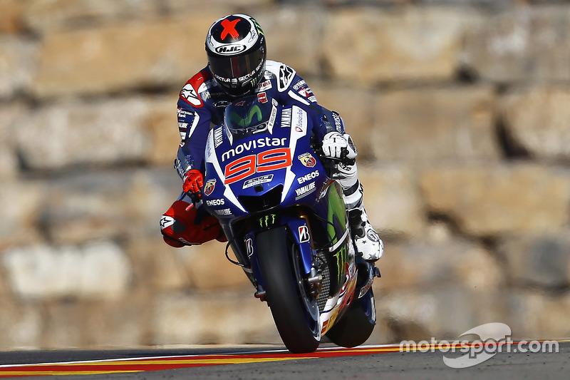 2015: Jorge Lorenzo, Yamaha YZR-M1