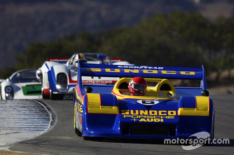 Sunoco & Porsche