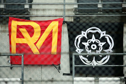 Banners for Roberto Merhi, Manor F1 Team
