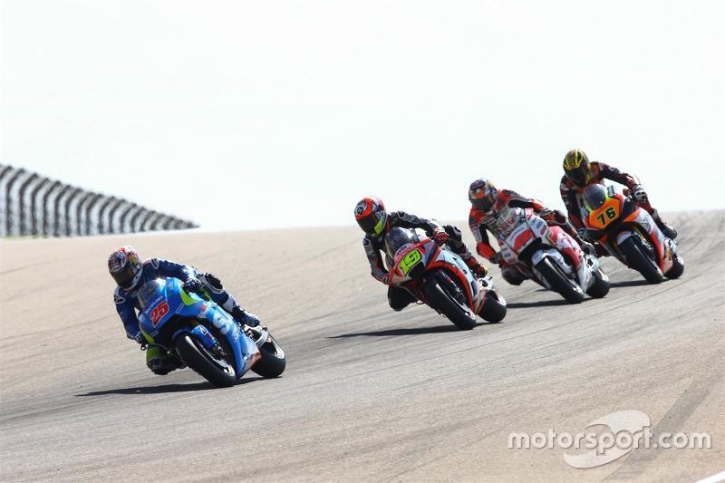 Маверік Віньялес, Team Suzuki MotoGP та Альваро Баутіста, Aprilia Racing Team Gresini та Джек Міллер