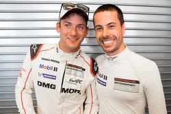 Nick Tandy and Frédéric Makowiecki