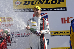 Race 1 Winner Mat Jackson, Motorbase Performance, Ford Focus