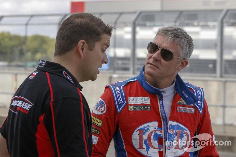 Мет Джексон, Motorbase Performance, Ford Focus, Мартін Деппер, Eurotech Racing, Honda Civic