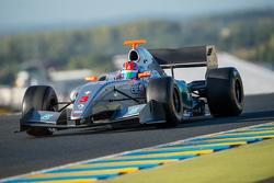 Jazeman Jaafar, Fortec Motorsports