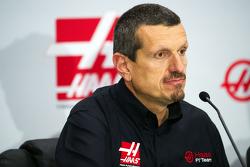 Gunther Steiner, Haas F1 Director del Equipo
