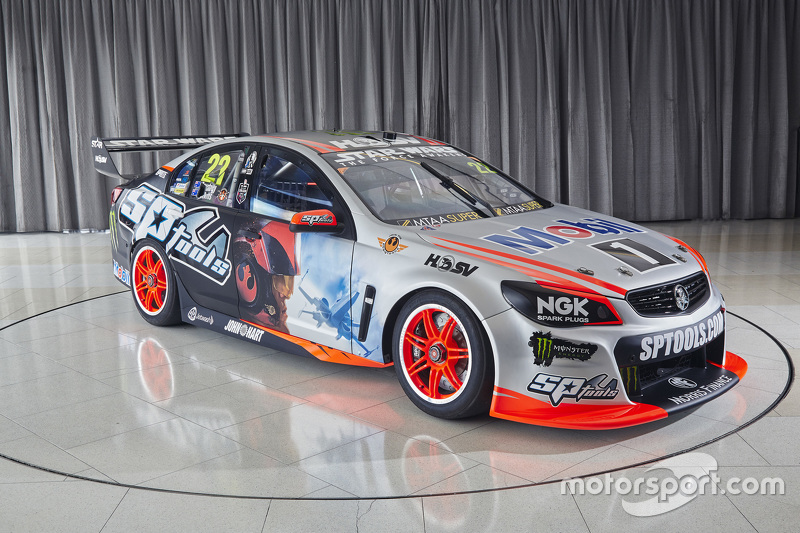 Light side Star Wars ліврея для Holden Racing Team