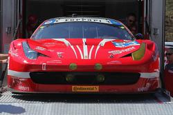 #63 Scuderia Corsa Ferrari 458 Italia