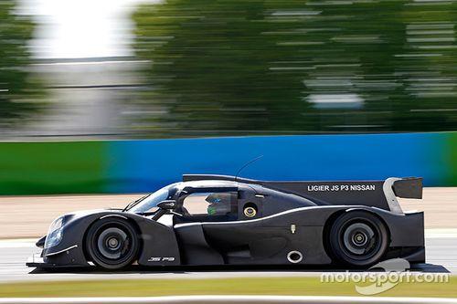 Onroak Ligier JS P3 rendering