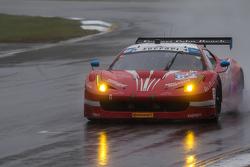 #63 Scuderia Corsa Ferrari 458 Italia: Bill Sweedler, Townsend Bell, Jeff Segal