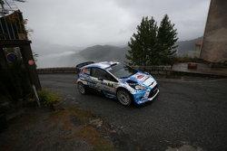 Стефан Сарразен и Жак Ренуччи, Ford Fiesta WRC