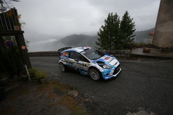 Stéphane Sarrazin ve Jacques Renucci, Ford Fiesta WRC