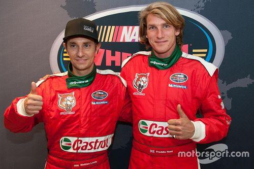Anúncio de Lauda/Hunt como companheiros de equipe