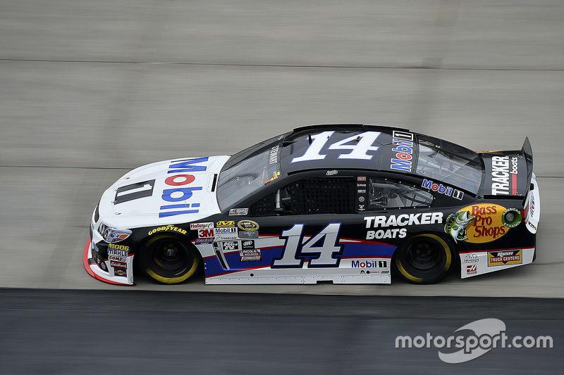Startnummer 14: Tony Stewart (Stewart/Haas-Chevrolet)