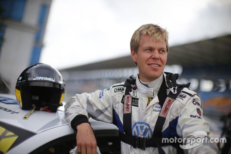 Per-Gunnar Andersсин, Marklund Motorsport Volkswagen Polo