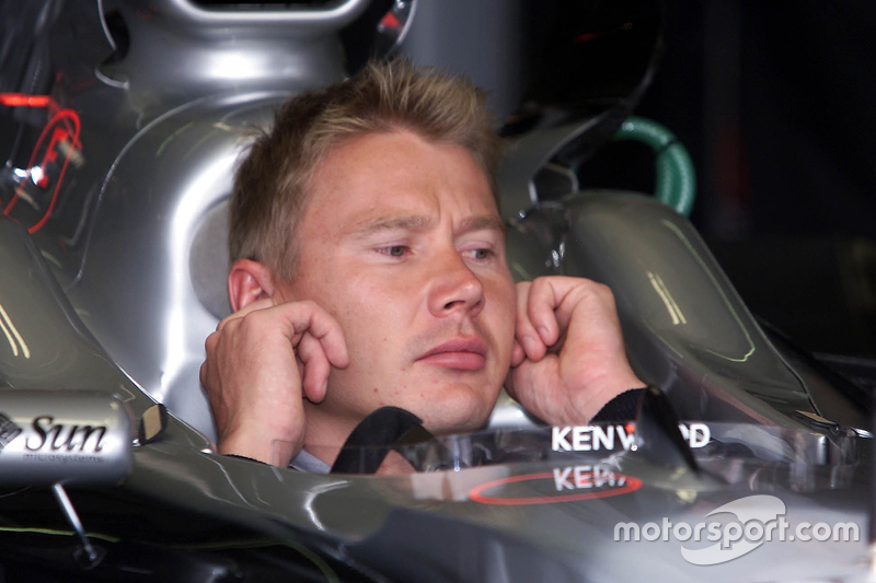 Mika Hakkinen, McLaren
