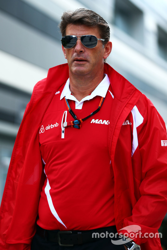 Graeme Lowdon, Manor F1 Team CEO