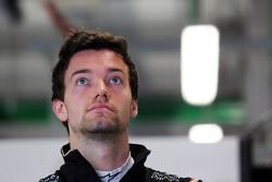 Джолион Палмер, тестовый и резервный пилот Lotus F1
