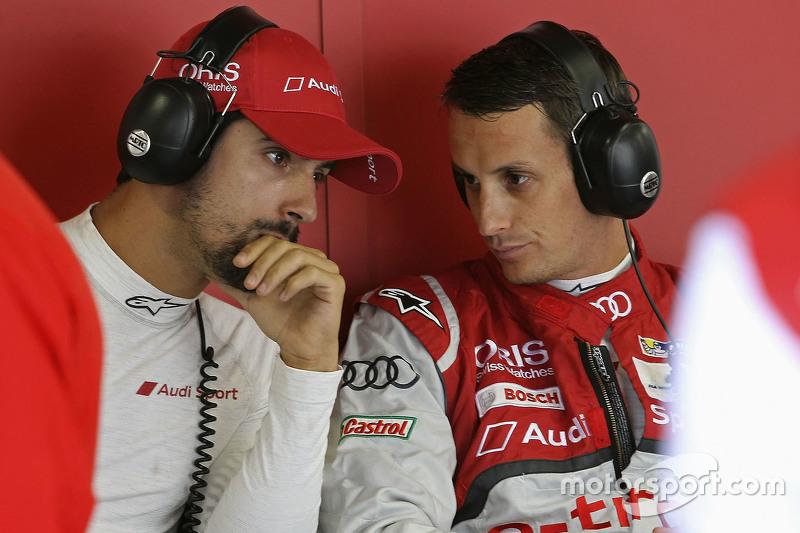 Лукас ді Грассі, Олівер Ярвіс, Audi Sport Team Joest