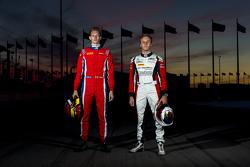 Emil Bernstorff, Arden International and Marvin Kirchhofer, ART Grand Prix