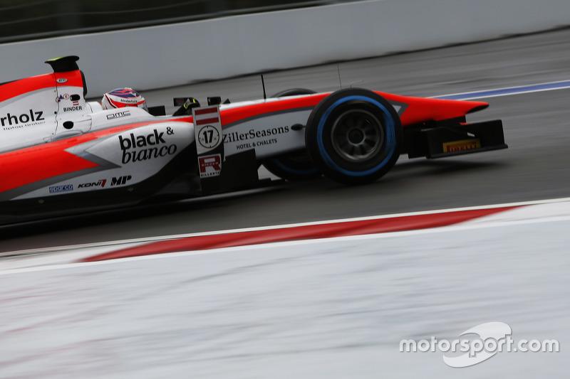 Rene Binder, MP Motorsport