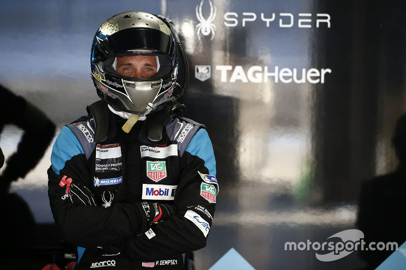 Patrick Dempsey Dempsey Proton Racing Bei Fuji Wec Fotos