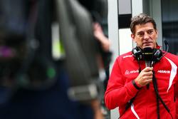 Грем Лоудон, Manor F1 Team Виконавчий директор