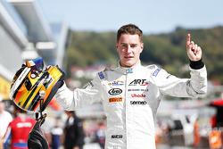 2015 campeón Stoffel Vandoorne, ART Grand Prix