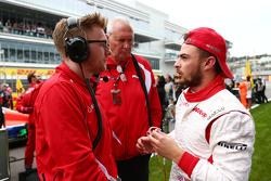 Уилл Стивенс, Manor F1 Team на стартовой решетке