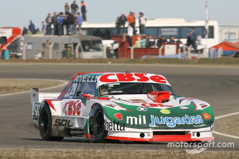 Карлос Окуловіч, Sprint Racing Torino