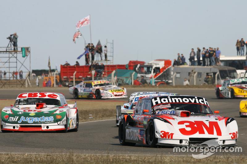 Маріано Вернер, Werner Competicion Ford, Карлос Окуловіч, Sprint Racing Torino, Серхіо Ало, Coiro Dole Racing Chevrolet