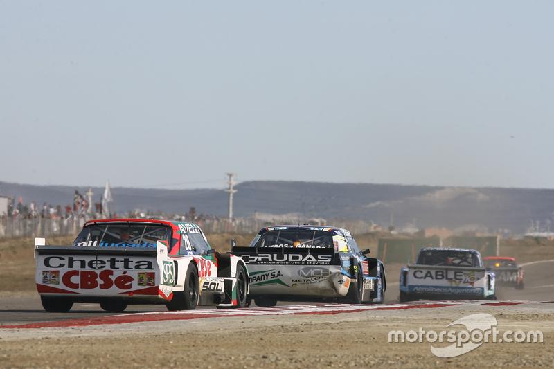 Карлос Окуловіч, Sprint Racing Torino, Мартін Понте, Nero53 Racing Dodge, Федеріко Алонсо, Taco Competicion Torino