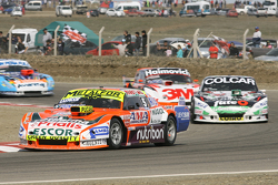 Jonatan Castellano, Castellano Power Team Dodge, Gaston Mazzacane, Coiro Dole Racing Chevrolet, Mariano Werner, Werner Competicion Ford