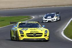 #70 GT Russian Team Mercedes SLS AMG GT3: Alexei Karachev, Indy Dontje