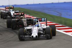 Фелипе Масса, Williams и Пастор Мальдонадо, Lotus F1