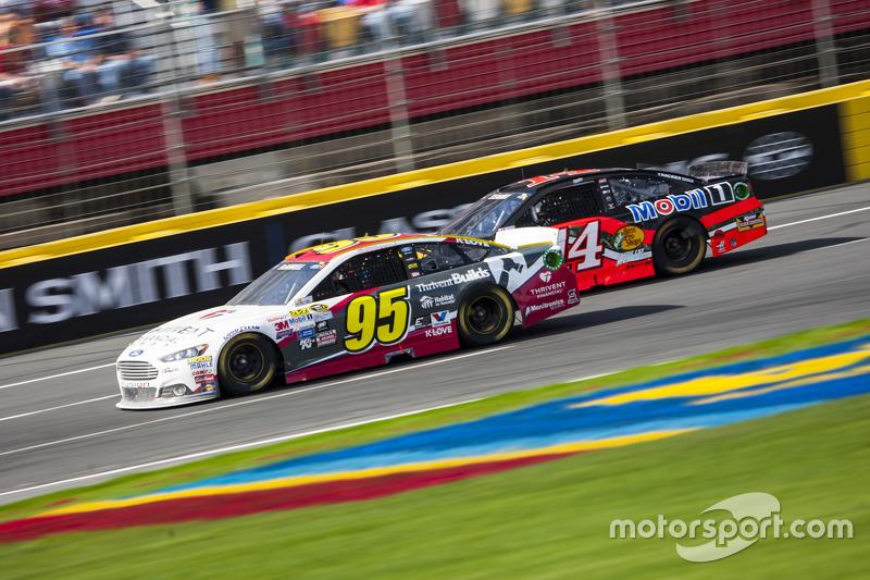 Michael McDowell ve Tony Stewart, Stewart-Haas Racing Chevrolet