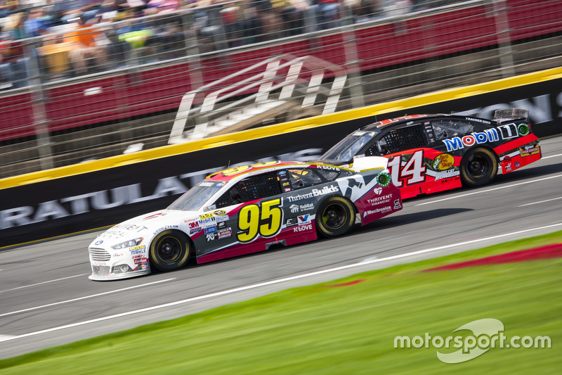 Michael McDowell ve Tony Stewart, Stewart-Haas Racing Chevrolet