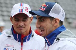 Стефан Саррацин, Себастьян Буемі, Toyota Racing